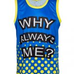 Limited 13 Blue & Yellow